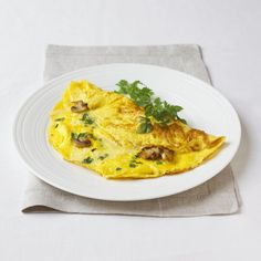 This Delicious and Easy Dinner Omelet for Two Takes Just 20 Minutes