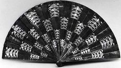Mother of pearl and silk fan, Georges Bastard, ca 1925. We love collecting extraordinary objects at Renaissance Fine Jewelry and Renaissance Fine Antiques of New England in Vermont or at www.vermontjewel.com. Ruby Lane or Ebay.