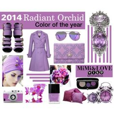 2014 radiant orchid color of the year