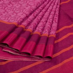 Ghanshyam Sarode Printed Kota Cotton Saree with Multicolour & Dobby Border 10008217 - profile - AVISHYA.COM