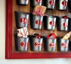advent calendar ideas for adults - Google Search