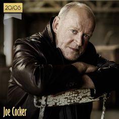 20 de mayo - #TalDíaComoHoy en 1944 nace Joe Cocker   Info + Vídeos