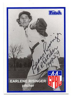 Original Rockford Peaches | AAGPBL - All American Girls Autographed Baseball Cards