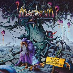 Magnum - Escape from The Shadow Garden, Black
