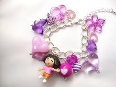 Shop for on Etsy, the place to express your creativity through the buying and selling of handmade and vintage goods. Kids Charm Bracelet, Kids Bracelets, Charmed, Unique Jewelry, Handmade Gifts, Jewellery, Vintage, Etsy, Kid Craft Gifts