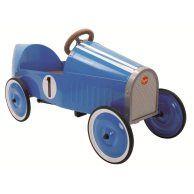 Voiture à pédales - Grand Prix Monthlery Bleue Plus