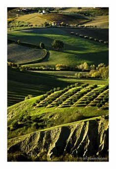 Toscana.... inspiração!!!