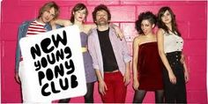 "New Young Pony Club ""Ice Cream"""