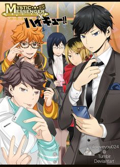 nO || Haikyuu ♛