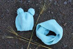 1-vuotiaan helmineulepipo ja tuubihuivi ohjeineen | Hupsistarallaa | Bloglovin' Knitting Projects, Knitting Ideas, Fun Projects, Knitted Hats, Knit Crochet, Winter Hats, Beanie, Diy Crafts, Tuli