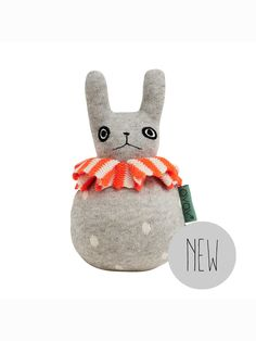 OYOY ROLY-POLY rabbit | Little Loved Ones