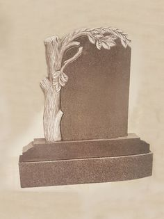 Brochure stone with tree on the left Celtic Designs, Ireland, Carving, Memories, Stone, Crafts, Memoirs, Rock, Manualidades