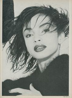 Sade   The Face, April 1984