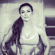 Ashley Horner Gallery - my fitness inspiration!! Best 32 Pics Of This Female Fitness Model!