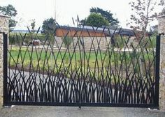 10 Prodigious Useful Tips: Country Fence Friends front yard fence cedar.Fence And Gates Decks garden fence horizontal. Fence Landscaping, Backyard Fences, Garden Fencing, Pool Fence, Theme Nature, Country Fences, Balustrades, Metal Gates, Steel Fence