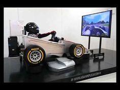 Asian Replicas - World Leader In Half Size F1 Racing Simulators - http://www.asianreplicas.com