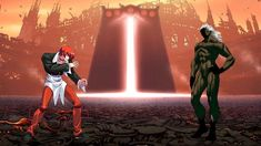 Iori Yagami (八神庵) VS KOF XIII Awakened Saiki (覺醒齋祀) | MUGEN BATTLE Street Fighter Characters, Fictional Characters, King Of Fighters, Awakening, Battle, Darth Vader, Fantasy Characters
