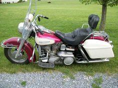 1966 Harley Davidson Electra Glide Shovelhead