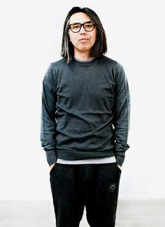 Hiroshi Fujiwara Spring/Summer 2013 Sports-Mix Style Editorial by OUTSTANDING Magazine