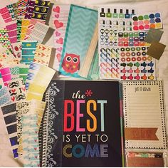 """""""@theobsessivecrafter #obsessivecrafter #iloveplanners @erincondren #planners #contest"""" Planner Supplies, Planner Ideas, Planners, Paper Crafts, Diy Crafts, Working On It, Planner Organization, Smash Book, Life Planner"""