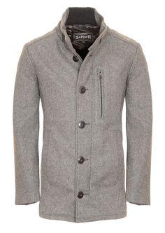 "31"" 24 oz Wool Blend Car Coat DU739 $325"