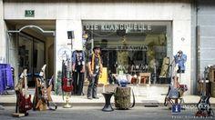 """Fotos von der """"Eröffnung Neue Jakoministraße"""" - Alles in allem ein gelungenes Fest, das zeigte, wie vielseitig und bunt dieses Viertel geworden ist."""