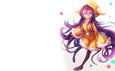 Anime No Game No Life Shuvi Dola No Game No Life: Zero Wallpaper
