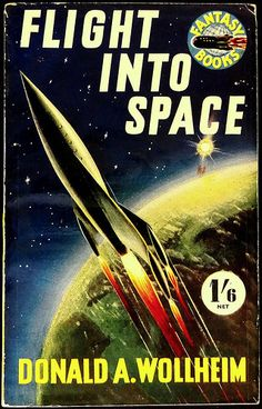 Fantasy 403 (ca. 1950s). British Paperback   by lhboudreau