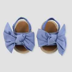 Find product information, ratings and reviews for Baby Girls' Espadrille Sandals - Cat & Jack™ Blue online on Target.com.