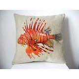 Lionfish pillow cover Amazon.ca