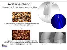 Já está disponível nas lojas da Casa do Esteticista o Avatar Esthetic, aparelho de lipocavitação em formato econômico, ou seja, BBB (bom, bonito e barato).