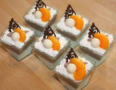 Semifreda a kelímky Eggs, Bar, Breakfast, Desserts, Food, Morning Coffee, Tailgate Desserts, Deserts, Essen