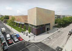 Museum Brandhorst | München: Architektur