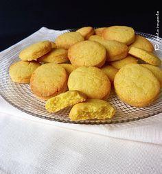 Gialletti (biscotti di mais) senza burro