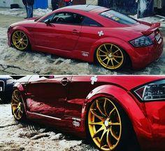 Audi tt modified mk1