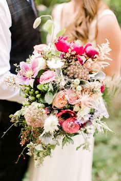 Ever Wonder What Happens When the Florist's Daughter Gets Married?