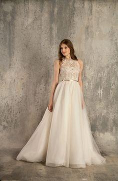 Enaura Bridal Couture  Bridal Gown  33458084  A-Line  Natural Waist 3097f2538b20