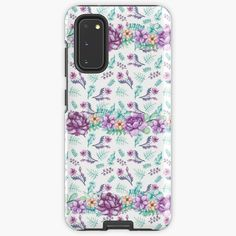 Samsung Cases, Samsung Galaxy, Purple Peonies, Ipad Case, Protective Cases, Galaxies, My Arts, Watercolor, Wine