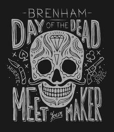 Brenham by Studio Muti , via Behance
