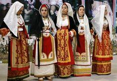 Sardinian Traditional Costumes