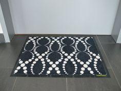 Fußmatte mit Punktemuster von Pattern Design.