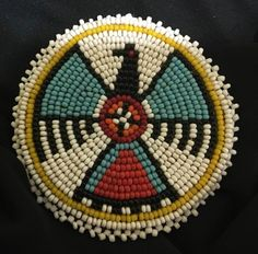 20 Native American Beadwork Patterns, Don't you love free beadwork patterns? Who doesn't - especially when they are organized based on the stitch type and created by some of the top na. Native Beading Patterns, Beadwork Designs, Beaded Earrings Patterns, Seed Bead Patterns, Bird Patterns, Indian Patterns, Jewelry Patterns, Native American Regalia, Native American Patterns