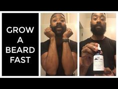 Soften coarse facial hair & grow your beard faster with Beard and Company's Extra Strength Beard Growth Oil. Made with premium organic ingredients in Colorado. Best Beard Growth Oil, Beard Hair Growth, Facial Hair Growth, Best Beard Oil, Hair Growth Oil, Damp Hair Styles, Hair And Beard Styles, Castor Oil For Acne, Patchy Beard