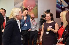 Richard Branson: How to give your business the best shot at succeeding