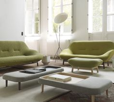 Fraga, Occasional Tables Designer : GamFratesi | Ligne Roset