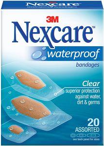 FREE Nexcare Waterproof Bandage Sample on http://hunt4freebies.com