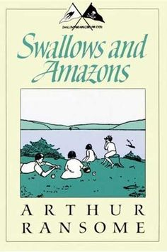 Swallows and Amazons (1930) by Arthur Ransome. First in a series of 12 by the author.