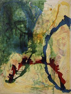 Leonardo, by Sigmar Polke, 1984.
