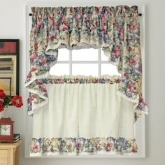 Fruitful Harvest Kitchen Tier Curtain