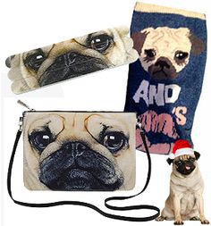 SPECIAL OFFER  Pug handbag and ladies socks an nail file pack all £25/$30USD/€26 at www.ilovepugs.co.uk  post worldwide
